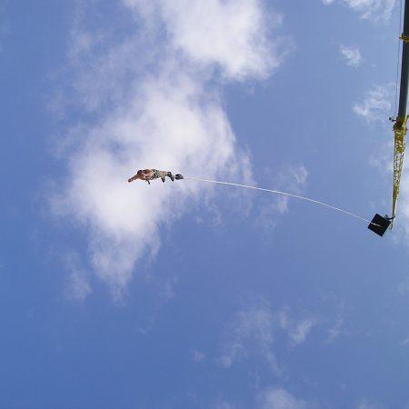 Bungee jumping – skok w nieznane
