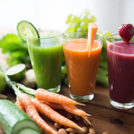 Monodiety owocowo-warzywne
