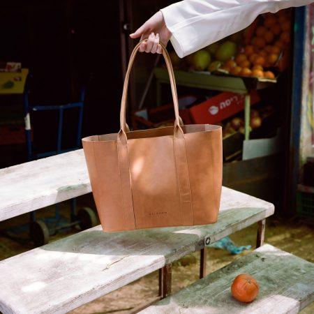 Duże torby na jesień