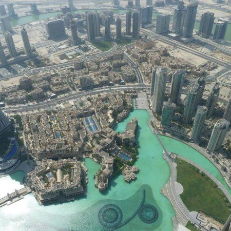 Burdż Chalifa – najwyższy budynek na świecie