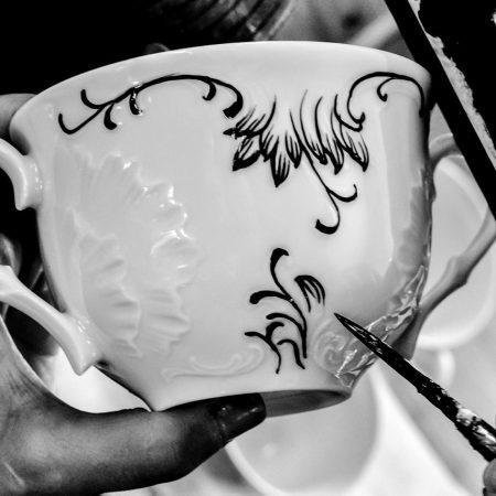 Po co nam porcelanowe filiżanki?