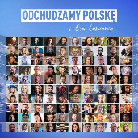 Odchudzamy Polskę z Evą Lawrence – etap trzeci