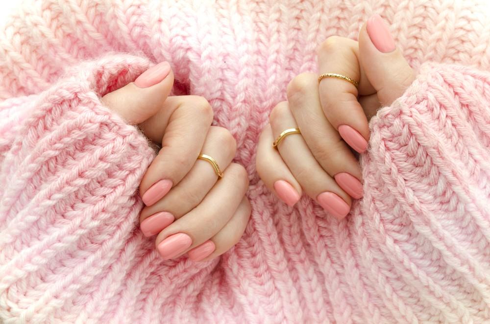 przedświąteczny manicure
