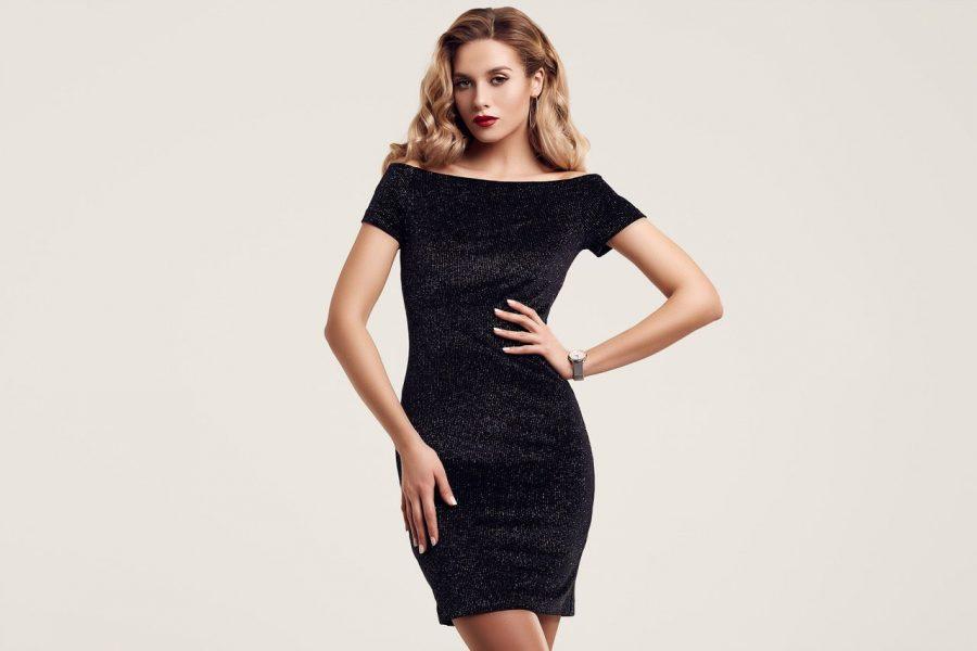 subtelne sukienki