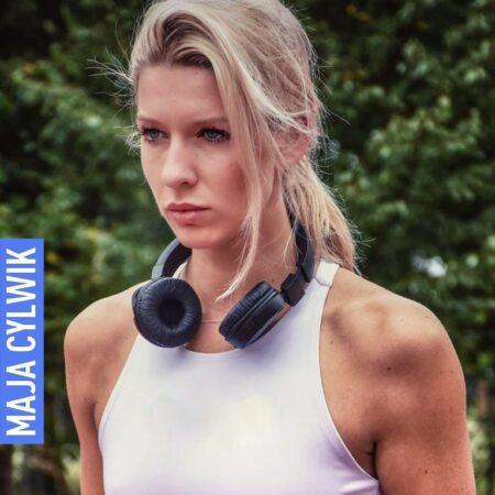 Maja Cylwik: Trenerka z pasją