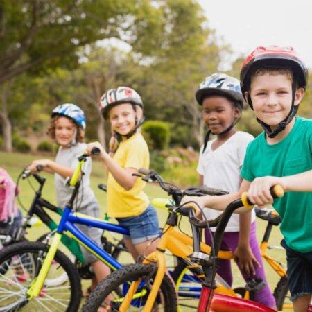 Jak dobrać rowerek do wieku dziecka?