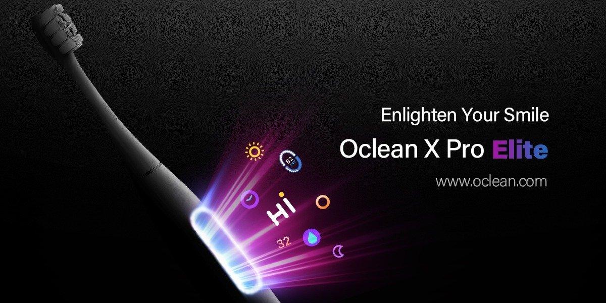 szczoteczka Oclean X Pro Elite