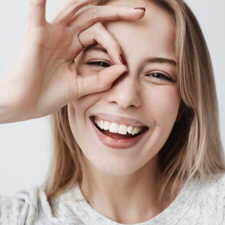 Oczy – sztuka pielęgnacji