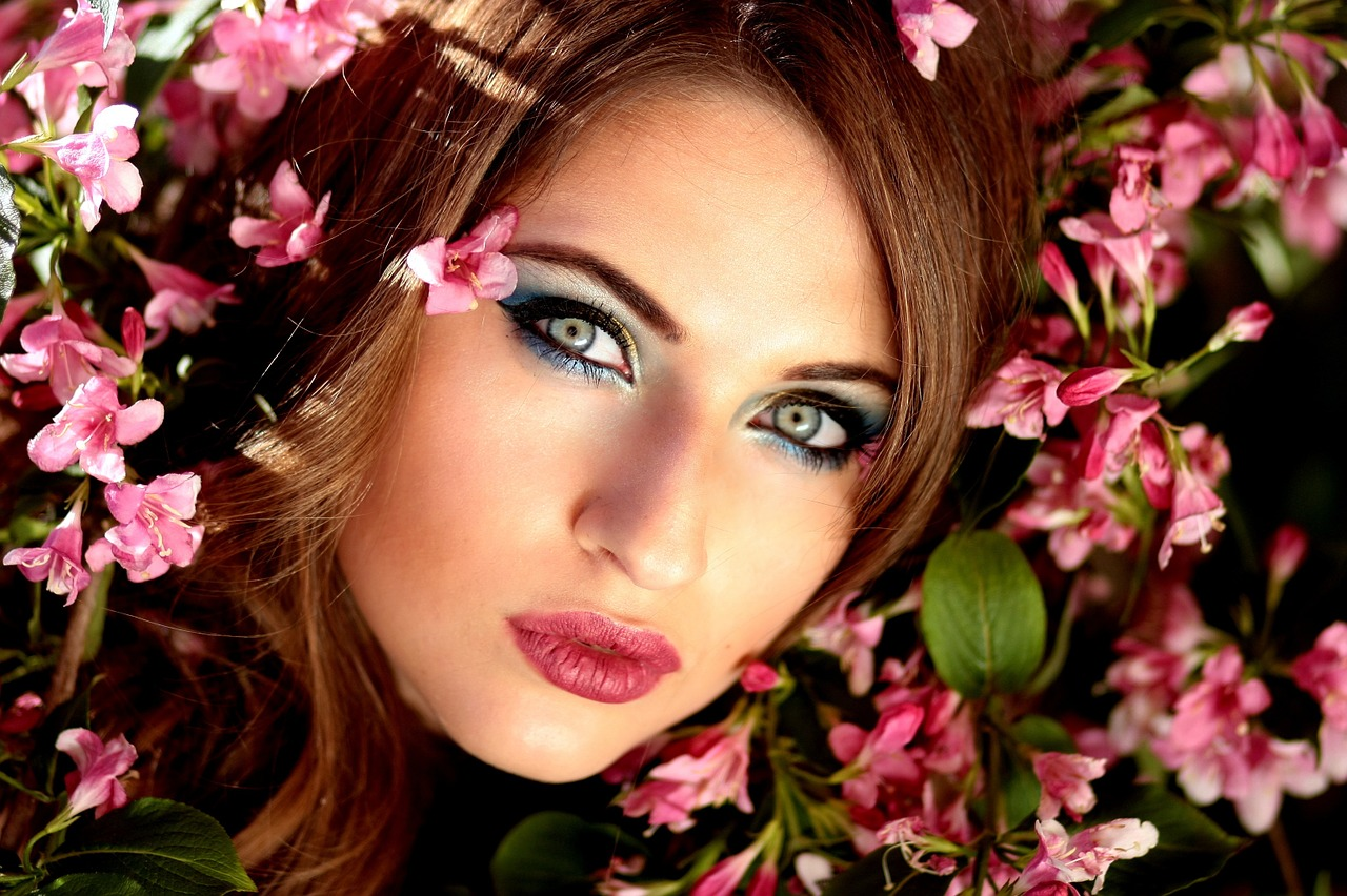 summer party make up