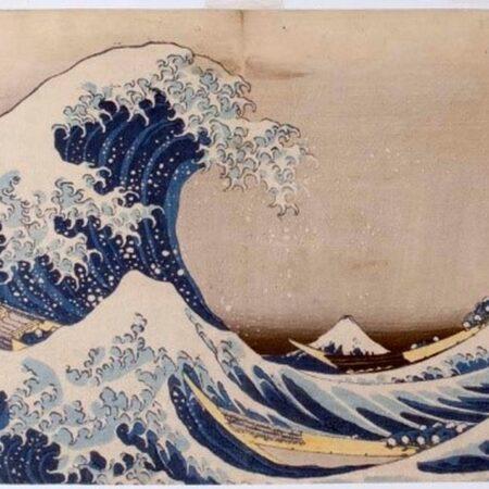 """Wystawa """"Hokusai. Wędrując…"""""""