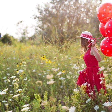 Wybieramy balony na wieczór panieński