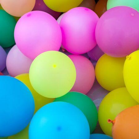 Jakie wybrać balony na baby shower?